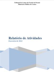 Relatorio Atividades 2011