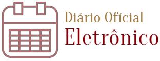 Diário Oficial Eletrônico
