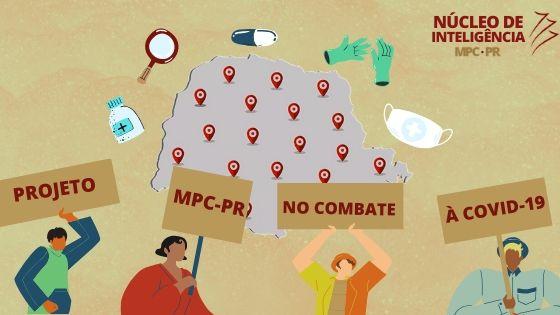 MP de Contas recomenda que municípios disponibilizem informações sobre gastos relacionados às ações de combate ao Coronavírus
