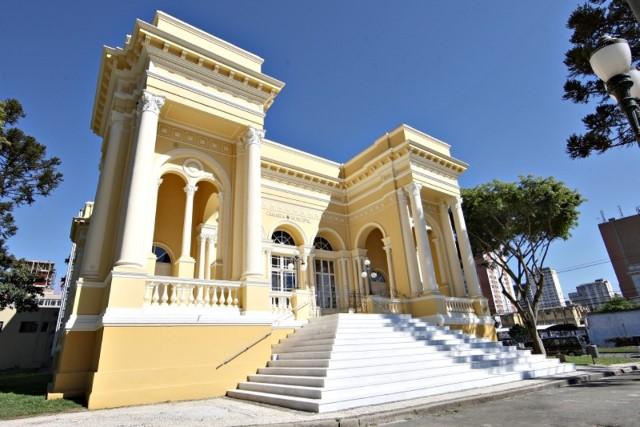Câmara Municipal de Curitiba tem contas de 2010 desaprovadas