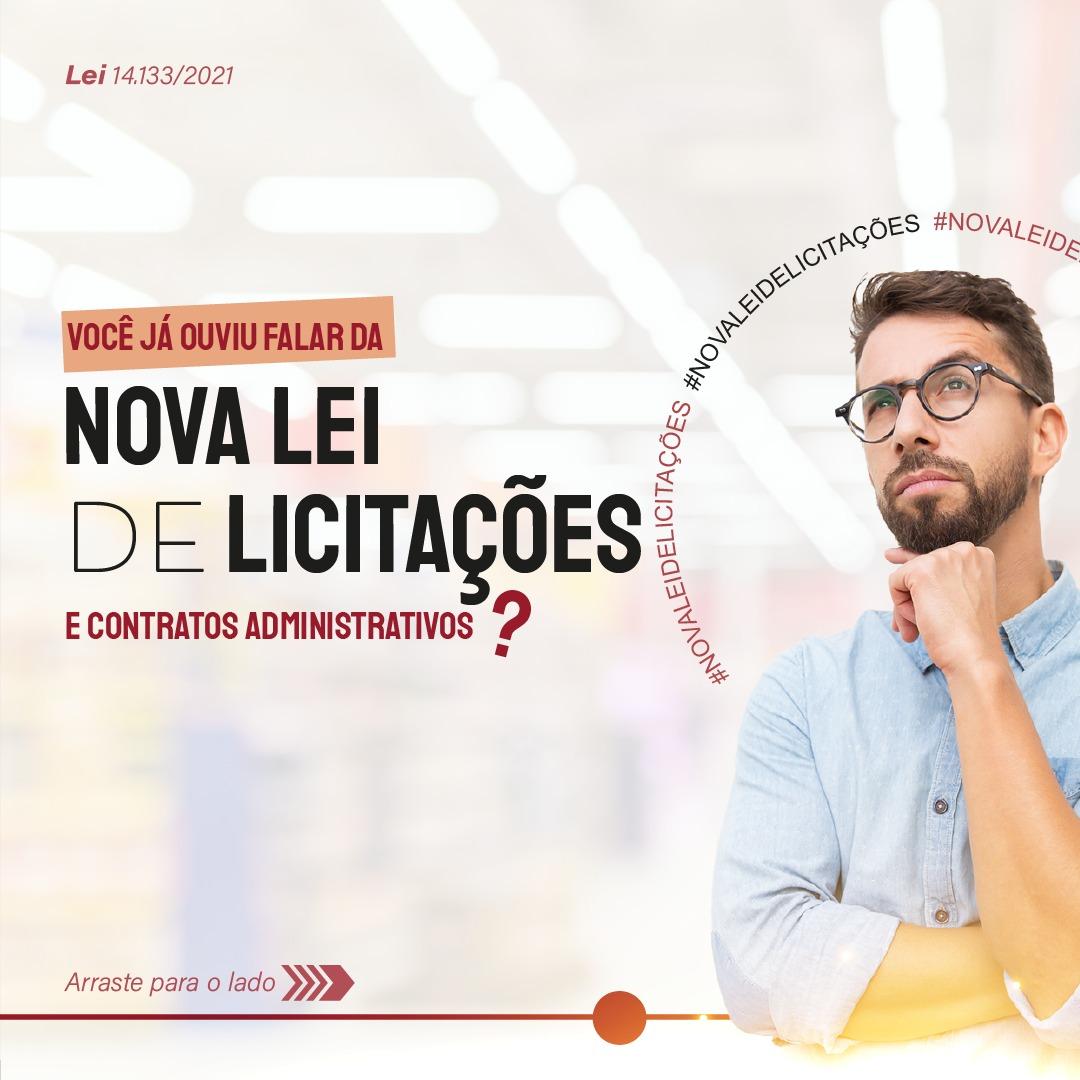 Nova Lei de Licitações traz inovações para o planejamento de compras e contratações de órgãos públicos
