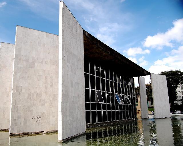 TCE-PR edifício sede