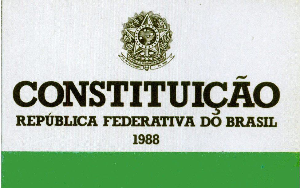 Constituição Federal de 1988 completa 32 anos!
