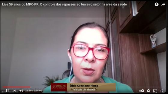 Aprimoramento da fiscalização na área da saúde marca evento de comemoração dos 59 anos do MP de Contas do Paraná