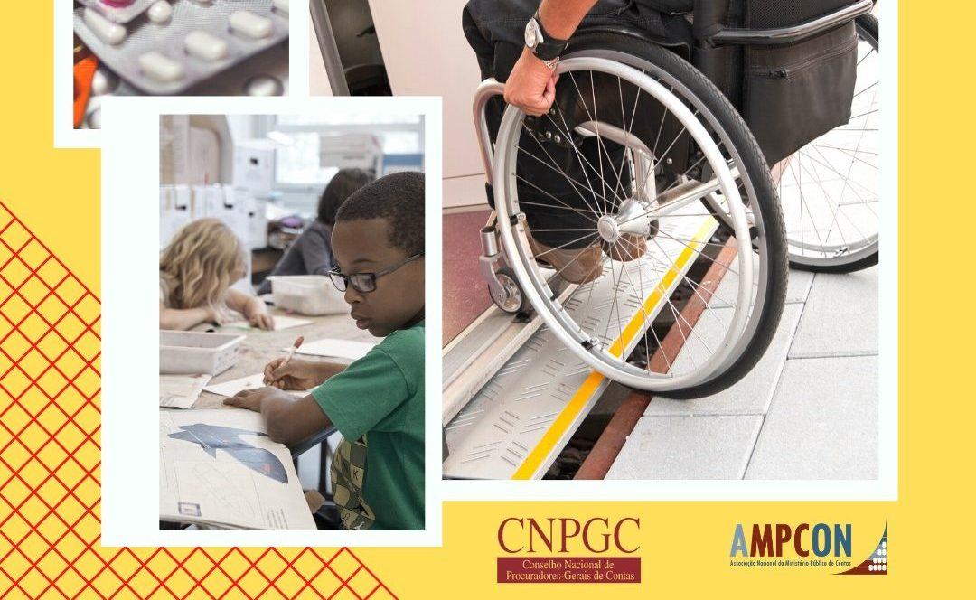 CNPGC e AMPCOM compartilham boas práticas entre os Ministérios Públicos de Contas no Brasil